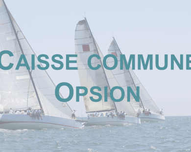 Solution Caisse commune OpsionFondation Collective Open Pension - Solution Caisse commune Opsion