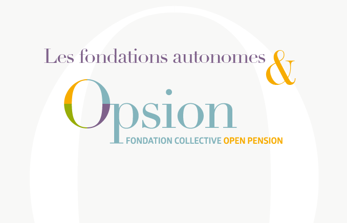 Fondation Collective Open Pension - Solutions pour les Fondations autonomes